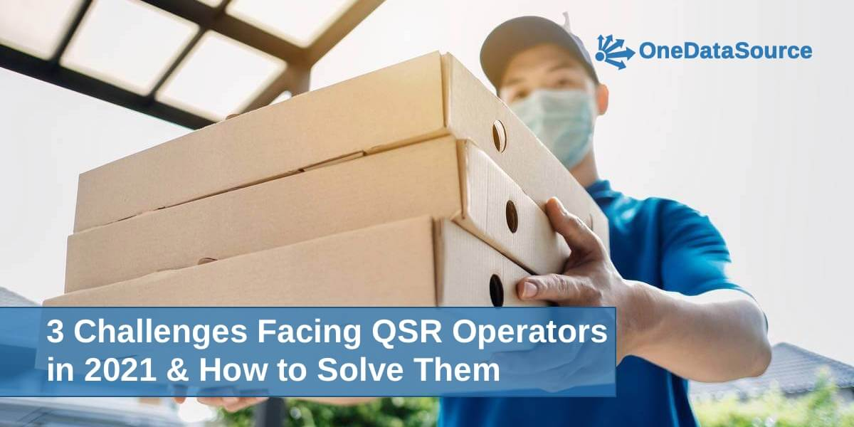 Restaurant Operations: 3 Challenges Facing QSR Operators